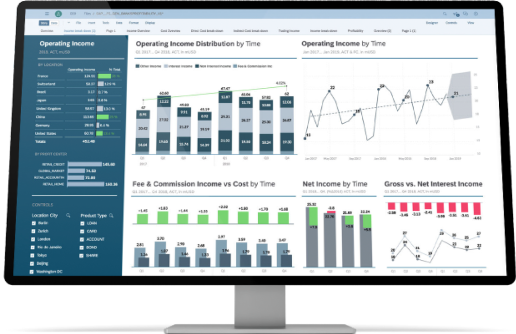 SAP-analytic-cloud-screen