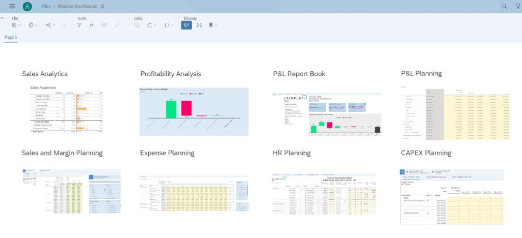 rapid-deployment-solution-finance-dashboard
