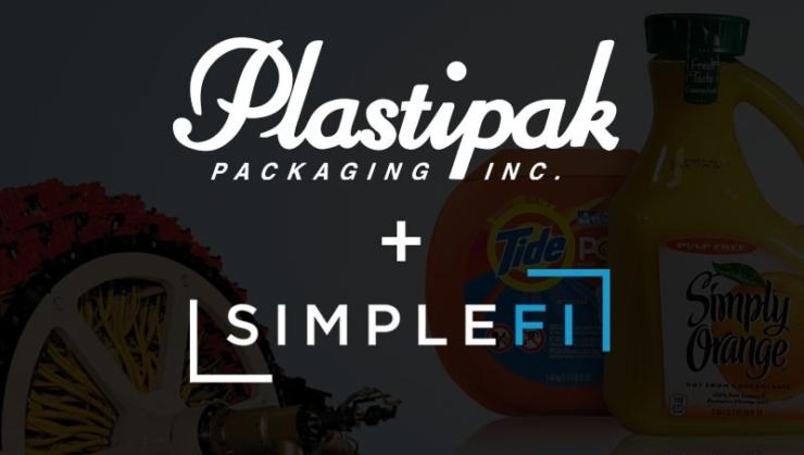 Plastipak + SimpleFi